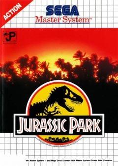 Jaquette de Jurassic Park Master System