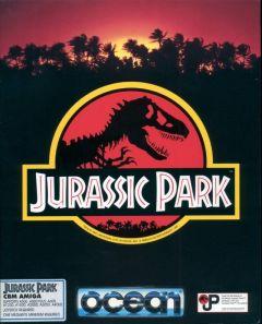 Jaquette de Jurassic Park Amiga