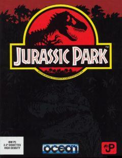 Jaquette de Jurassic Park PC