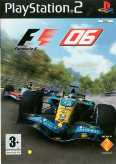 Jaquette de Formula One 06 PlayStation 2