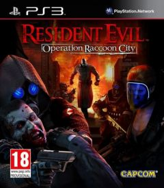 Resident Evil : Operation Raccoon City (PS3)