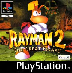 Jaquette de Rayman 2 : The Great Escape PlayStation