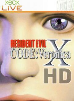 Jaquette de Resident Evil Code : Veronica X Xbox 360