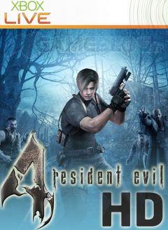 Jaquette de Resident Evil 4 Xbox 360