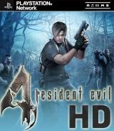Jaquette de Resident Evil 4 PS3