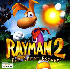 Jaquette de Rayman 2 : The Great Escape Dreamcast