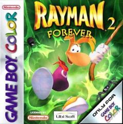 Jaquette de Rayman 2 : The Great Escape Game Boy Color