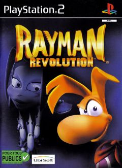 Jaquette de Rayman 2 : The Great Escape PlayStation 2