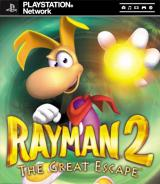 Jaquette de Rayman 2 : The Great Escape PlayStation 3