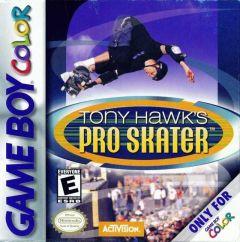 Jaquette de Tony Hawk's Skateboarding Game Boy Color