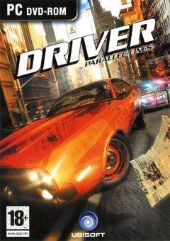 Jaquette de Driver : Parallel Lines PC