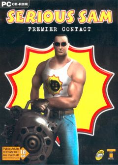 Jaquette de Serious Sam PC