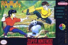 Jaquette de Ranma 1/2 : Hard Battle Super NES