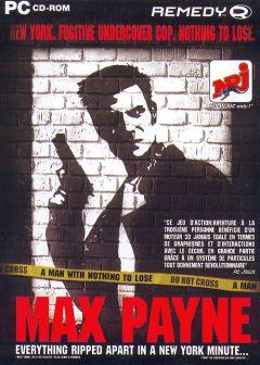 Jaquette de Max Payne PC
