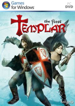 Jaquette de The First Templar PC