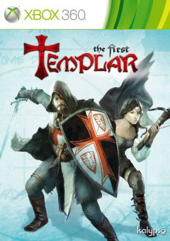 Jaquette de The First Templar Xbox 360