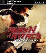 Jaquette de Rush'N Attack Ex-Patriot PlayStation 3