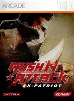 Jaquette de Rush'N Attack Ex-Patriot Xbox 360
