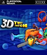 Jaquette de 3D Twist & Match PlayStation 3