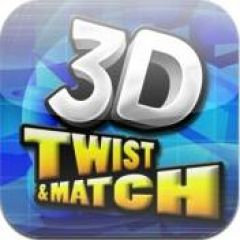 Jaquette de 3D Twist & Match iPad