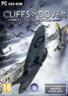 Jaquette de IL-2 Sturmovik : Cliffs of Dover PC