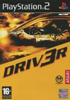 Jaquette de DRIV3R PlayStation 2