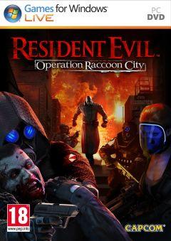 Jaquette de Resident Evil : Operation Raccoon City PC