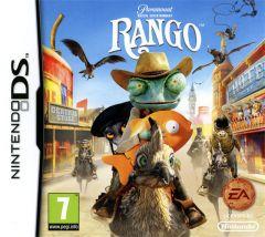 Jaquette de Rango DS