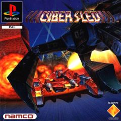 Jaquette de Cyber Sled PlayStation