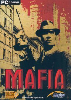 Jaquette de Mafia PC