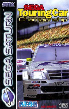 Jaquette de Sega Touring Car Championship Sega Saturn