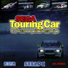 Jaquette de Sega Touring Car Championship PC