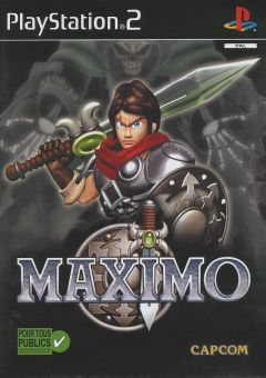 Jaquette de Maximo : Ghosts to Glory PlayStation 2