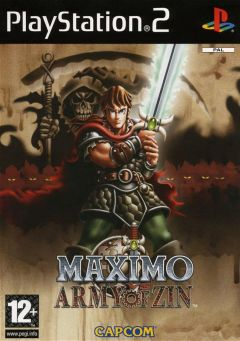 Jaquette de Maximo Vs. Army of Zin PlayStation 2
