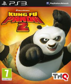 Jaquette de Kung Fu Panda 2 PlayStation 3