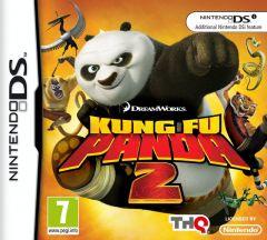 Jaquette de Kung Fu Panda 2 DS