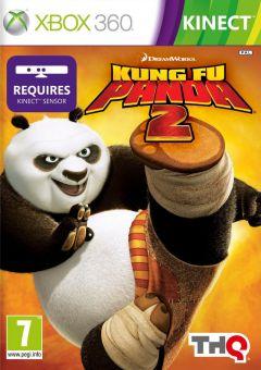 Jaquette de Kung Fu Panda 2 Xbox 360