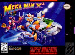 Jaquette de Mega Man X2 Super NES