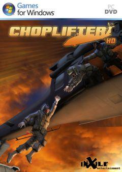 Jaquette de Choplifter HD PC