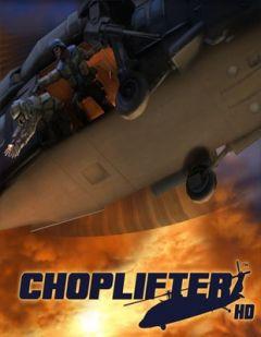 Jaquette de Choplifter HD PlayStation 3