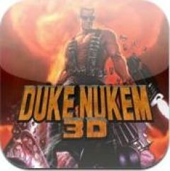 Jaquette de Duke Nukem 3D iPhone, iPod Touch