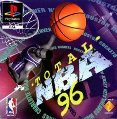 Jaquette de Total NBA '96 PlayStation