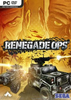 Jaquette de Renegade Ops PC
