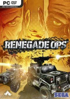 Jaquette de Renegade Ops PC