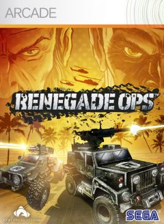 Jaquette de Renegade Ops Xbox 360