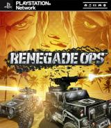Jaquette de Renegade Ops PlayStation 3