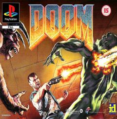 Jaquette de Doom (original) PlayStation
