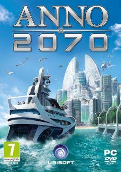 Jaquette de Anno 2070 PC