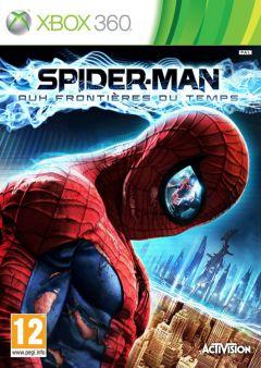 Jaquette de Spider-Man : Aux Frontières du Temps Xbox 360