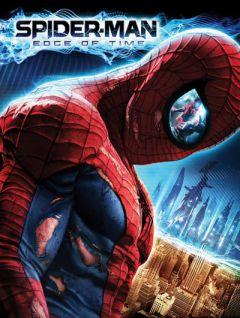 Jaquette de Spider-Man : Aux Frontières du Temps PC